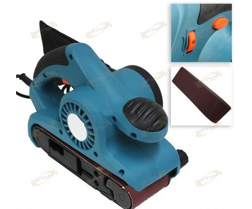 "120V 3"" x 21"" Wood shop sanding Variable Speed Belt Sander 7.2AMP"